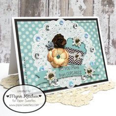 On A Stampage...: Paper Sweeties