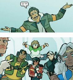 I care about nothing else but Pidge