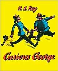 Curious George books.