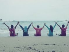 we are together, unity in diversity and always hope we never lose your hands...:)