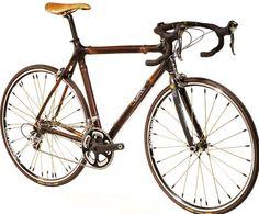 calfee bamboo bike
