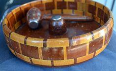 Vintage Redwood Nutcracker Mid Century Standard by OurOwnBigWorld