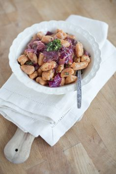 Sweet Potato Gnocchi from Scratch, with a Lemon, Onion, & Thyme Sauce