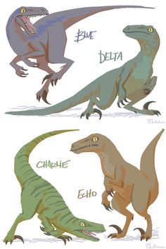 Forgive me, followers! I'm on a Raptor pinning spree and I don't have any brakes!