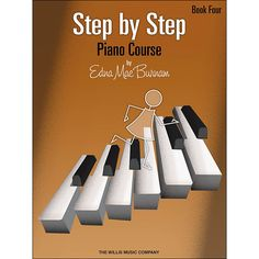 Willis Music Step By Step Piano Course Book 4
