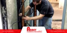 Abbey Plumbing and Mechanical helps homeowners and businesses with plumbing issues. Our top quality services come with a 12-month warranty.