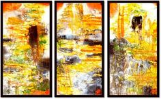 L'Heure promise - Peinture ©2011 par Edyth Généreux -              edyth généreux, artiste contemporaine, art visuel, art contemporain, galerie, gallery, oeuvres d'arts, contemporary art, montreal, canada, québec, www.edythgenereux.com