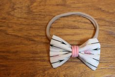 Pink Bow Collection by KMacBows on Etsy