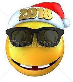 Kerst 2018 Smiley Emoji, Emoji Faces, Beautiful Moon Images, Emoji Craft, Funny Pick, Jellyfish Art, Eric Thomas, New Year Greetings, Girly Pictures
