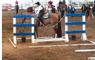 Jumps West | Western Trail Jump Courses