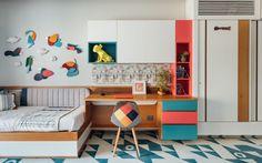 Study Room Design, Room Interior Design, Kids Room Design, Modern Study Rooms, Modern Bedroom, Beautiful Home Designs, Beautiful Homes, Home Focus, Grey Kitchen Designs