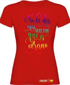 Camiseta bonitas para mujeres No Doy Mas, T Shirt, Tops, Women, Fashion, T Shirts, Moda, Tee Shirt, Fashion Styles