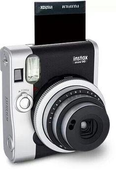 Fujifilm Instax mini 90 Retro style instax camera!