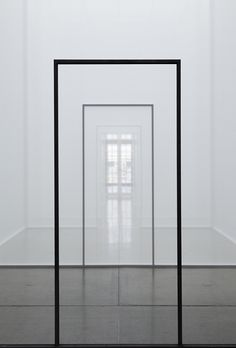 Robert Irwin Double Blind, 2013 Secession, Vienna, Austria http://upandcomingart.tumblr.com/post/59766424254/robert-irwin-double-blind-2013-secession-vienna