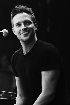 Happy 35th birthday to my favorite frontman and possibly my favorite solo artist, Brandon Flowers!!!! (June 21st) I'm a proud Killers victim.