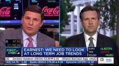 Stock Market Tanks As WH Spox Earnest Spins Devastating Jobs Report