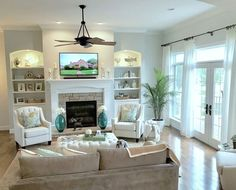 5 Enhancing Tips: Living Room Remodel Ideas Interiors livingroom remodel front porches.Living Room Remodel Ideas Tips living room remodel before and after gray walls.Small Living Room Remodel Before And After. Cheap Living Room Sets, New Living Room, Small Living Rooms, Home And Living, Modern Living, Decorating Small Living Room, Kitchen Open To Living Room, Living Spaces, Br House
