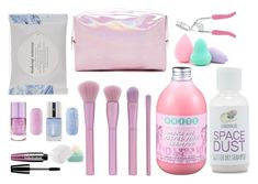 """""""Drugstore Beauty: Forever 21"""" by musicfriend1 ❤ liked on Polyvore featuring beauty, Forever 21, forever21 and drugstorebeauty"""