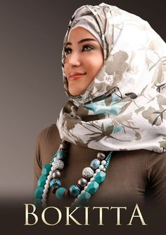 Bokitta Hijab Fashion 2012