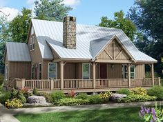Three Master Bedrooms - 58551SV | 1st Floor Master Suite, Bonus Room, Butler Walk-in Pantry, CAD Available, Cottage, Country, Loft, Mountain, PDF, Vacation | Architectural Designs