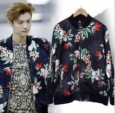 Exo EXO-M LUHAN LU HAN zip hoodie sweater kpop New #kpopfanmade