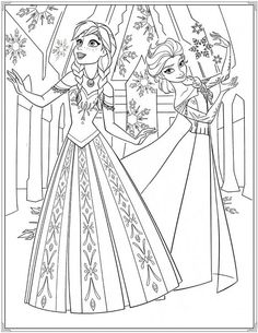 Disney Princess Elsa Coloring Pages. Fresh Disney Princess Elsa Coloring Pages. Walt Disney Coloring Pages Queen Elsa & Princess Anna Frozen Coloring Sheets, Frozen Coloring Pages, Disney Princess Coloring Pages, Disney Princess Colors, Disney Colors, Coloring Pages For Girls, Cartoon Coloring Pages, Animal Coloring Pages, Coloring Pages To Print