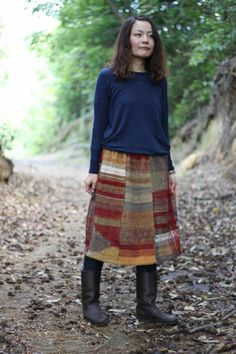 Tailoring workshops guidance of forest (June ed) - fairy blog Forest Forest SAORI