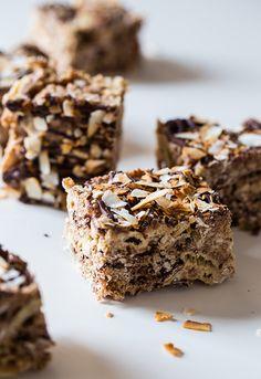 Chocolate Coconut Marshmallow Treats