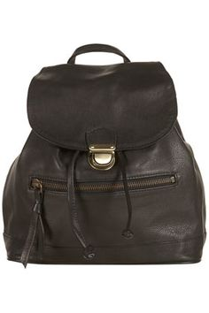 Leather Backpack - StyleSays