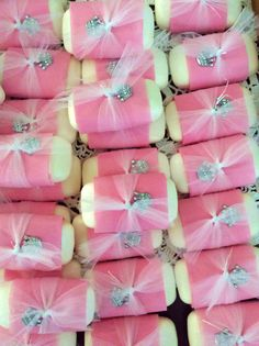 Baby or Bridal Shower Soap Favors