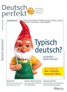 The best magazine for learning German is turning 10! Download their 10th Anniversary Issue for free!