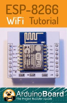 Use the ESP-8266 WiFi module to make a web client or a server for your IoT…
