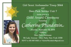 Catherine's Invitation