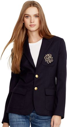 Polo Ralph Lauren Polo 1 Custom Blazer