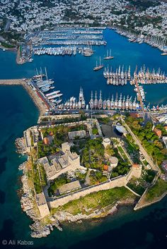 Bodrum Harbour | by Durukos Yachting