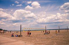 Woodbine Beach, Toronto, Ontario, Canada