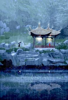 Chinese Garden, Pascal Campion