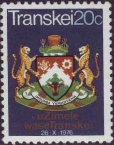 Tr 4, Coat Of Arms, Homeland, South Africa, African, History, Stamps, Southern, Ideas