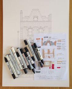 Tuto pr dessiner les maisons