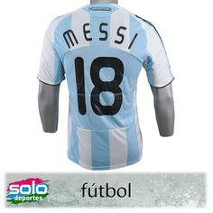Camiseta AFA Oficial Messi  Marca: Adidas  100020860221001  $ 259,00 (U$S $59,54)