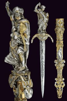 A presentation dagger category A Selection of Fine Arms I provenance France dating third quarter of the 19th Century