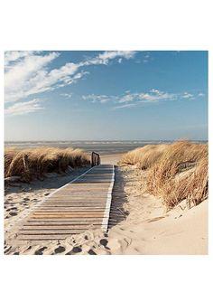 #Home #affaire #Unisex #Home #affaire #Glasbild #Nordseestrand #auf #Langeoog«, in 2 Größen #natur - Glasbild, Artland, »Nordseestrand auf Langeoog«, in den Größen: 30/30 cm und 50/50 cm. Das Glasbild »Nordseestrand auf Langeoog«, ist ein moderner Blickfang, der Sie begeistern wird! Das Strand-Motiv ist stilvoll und trendig und lädt den Betrachter zum träumen ein. Durch das hochwertige Digital-Fine-Art-Print-Verfahren wird eine harmonische Verbindung zwischen Glas, Licht und Farben…