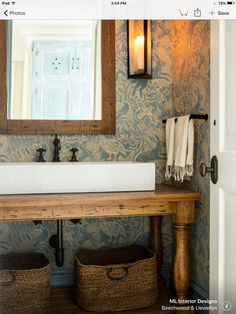 love, love love this bathroom - everything about it!