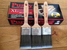 Purdy XL Elite Monarch 3 Piece Paint Brush Set 3 x 2  (50mm) FREE EXPRESS DEL