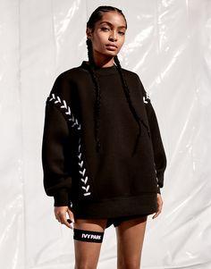 Yara Shahidi Stars in Beyoncé's Ivy Park Campaign (and Reveals How They First Met) - Yara Shahidi in the Ivy Park Spring 2017 Campaign from InStyle.com