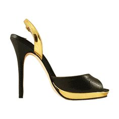 Oh, Yeah---black and gold