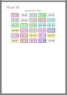 Periodic Table, Content, Periotic Table
