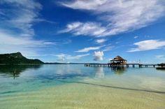 Ora Beach, Moluccas, Indonesia Photo by : Barry Kusuma