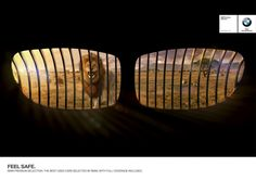 """""""Feel Safe. BMW Premium Selection. The best used cars selected by BMW, with full coverage included."""" #Advertising #BMW"""