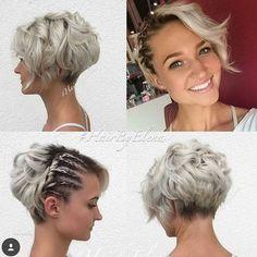 Hast Du gewusst, dass man schulterlange Haare auf hübsche Weise hochstecken kann? Wir zeigen Dir 11 tolle Bilder, die Dich vielleicht auf eine Idee bringen! - Neue Frisur